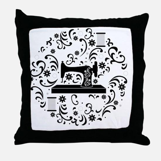 Cute Crafts Throw Pillow