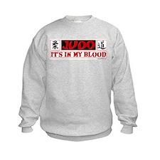 JUDO (IT'S IN MY BLOOD) Sweatshirt