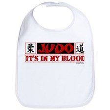 JUDO (IT'S IN MY BLOOD) Bib