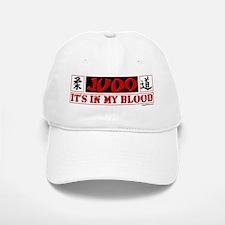 JUDO (IT'S IN MY BLOOD) Baseball Baseball Cap