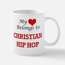 My heart belongs to Christian Hip Hop Mugs