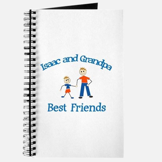 Isaac & Grandpa - Best Friend Journal