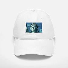 Trump's Wrong - I Stand With Liberty Baseball Baseball Cap