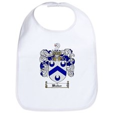 Walker Coat of Arms Bib