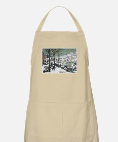 Hunters in the Snow Apron