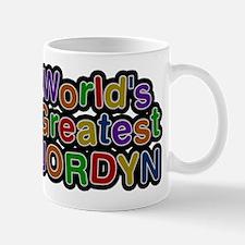 Worlds Greatest Jordyn Mugs