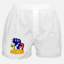 The Future is Female! Strong Women St Boxer Shorts