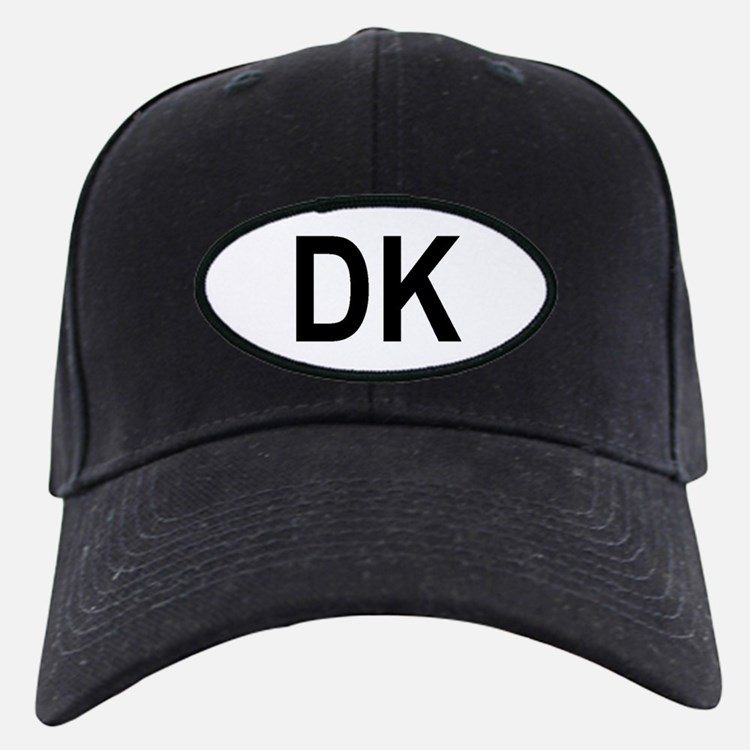 Denmark Oval Baseball Hat