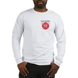 Fireman Long Sleeve T-shirts