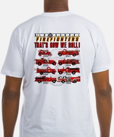 FIREFIGHTERS HOW WE ROLL Shirt