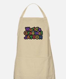 Worlds Greatest Jayson Apron