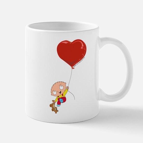 Family Guy Heart Mug