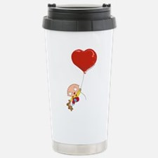 Family Guy Heart Stainless Steel Travel Mug