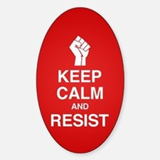 Keep Calm and Resist Decal