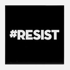 #RESIST Tile Coaster