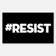 #RESIST Sticker (Rectangle)