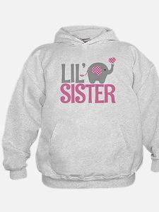 Elephant Little Sister Sweatshirt