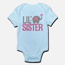 Elephant Little Sister Body Suit