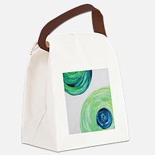 Orbit by Michelle Lynn Canvas Lunch Bag