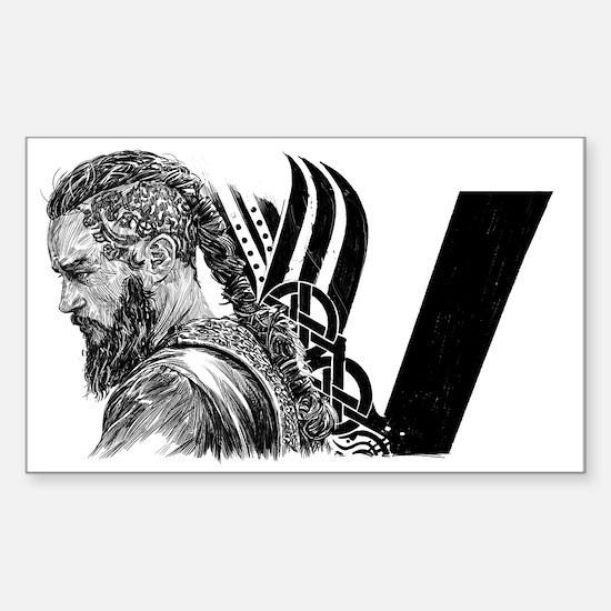 Unique Norse mythology Sticker (Rectangle)