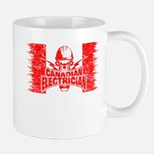 Canadian Electrician Mugs