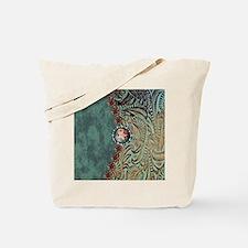 Cute Western Tote Bag
