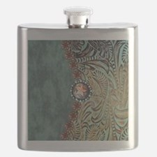 Funny Leather Flask