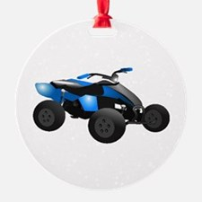 ATV Ornament