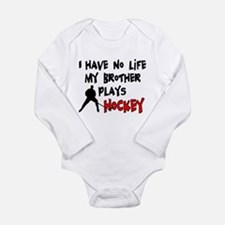 No Life Brother Body Suit