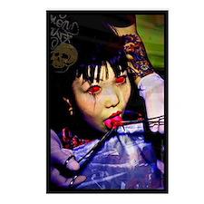 <b>KILLER FREAK 004</b><br>Pack of 8 postcards