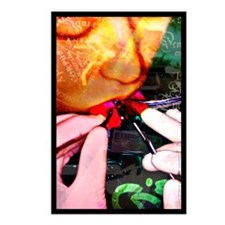 <b>KILLER FREAK 003</b><br>Pack of 8 postcards