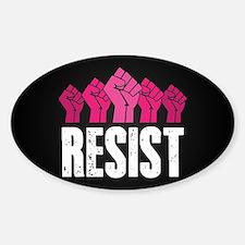 Resist Decal