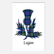 Thistle - Logan Postcards (Package of 8)