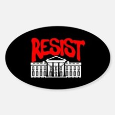 Resist White House Decal