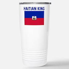 Unique Haitian Travel Mug