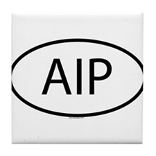 AIP Tile Coaster