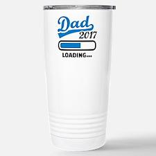Dad 2017 Stainless Steel Travel Mug