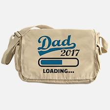 Dad 2017 Messenger Bag