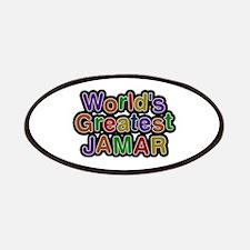 World's Greatest Jamar Patch