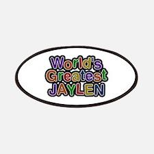 World's Greatest Jaylen Patch