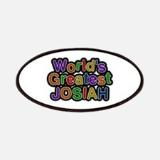 World's Greatest Josiah Patch