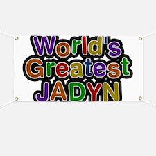 World's Greatest Jadyn Banner