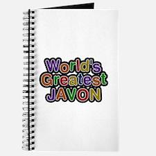 World's Greatest Javon Journal