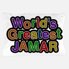 World's Greatest Jamar Pillow Case