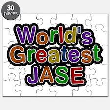 World's Greatest Jase Puzzle
