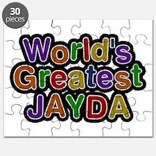 World's Greatest Jayda Puzzle