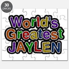 World's Greatest Jaylen Puzzle