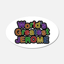 World's Greatest Jerome Wall Decal