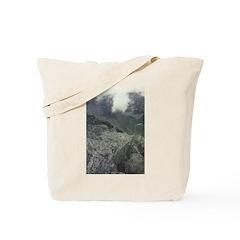 Chimney Pond Tote Bag