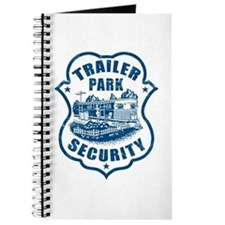 Trailer Park Security Journal